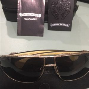 Chrome hearts men's sunglasses